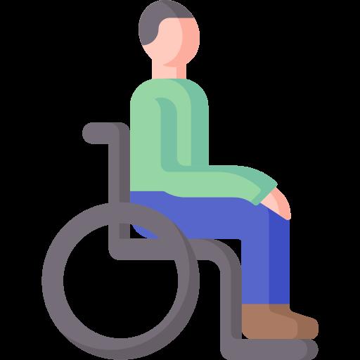 Les handicapés physiques